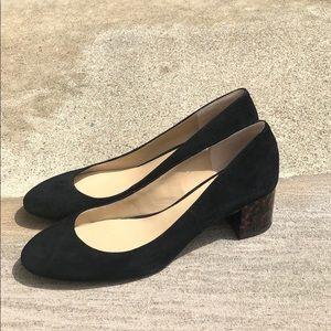 Suede shoes Ann Taylor